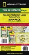 Glacier National Park Map Bundle