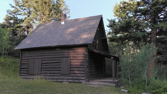 1913 Historic Ranger Station