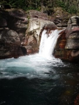 Deadwood Falls