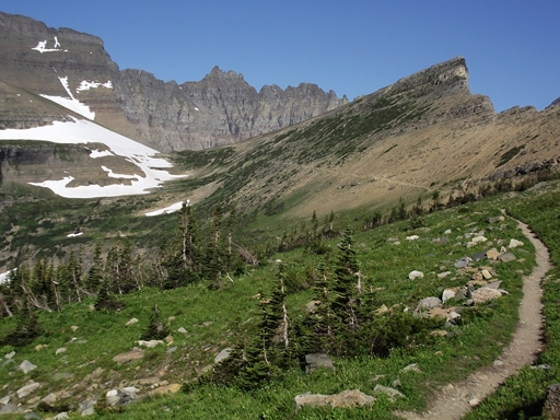 Piegan Pass