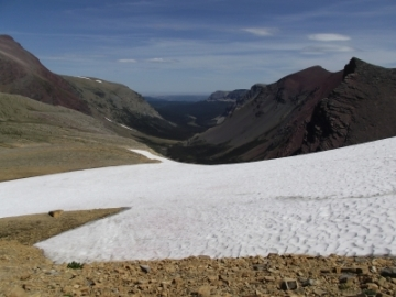 Siyeh Pass – Hike to Siyeh Pass in Glacier National Park